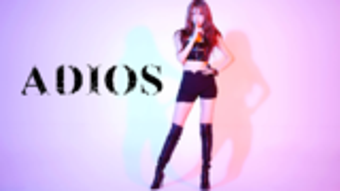 【Natsu夏日】Everglow - Adios【战歌嗨跳 超高跟皮靴头踩爆
