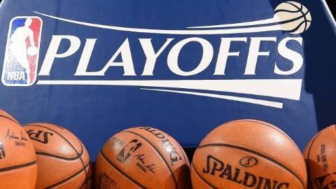 季后赛第十一日 猛龙、76人、开拓者晋级,利拉德logo区绝杀,篮网76人爆发10人群架