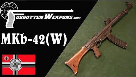 【被遗忘的武器/双语】Mkb-42(W)--未能中标的StG历史介绍
