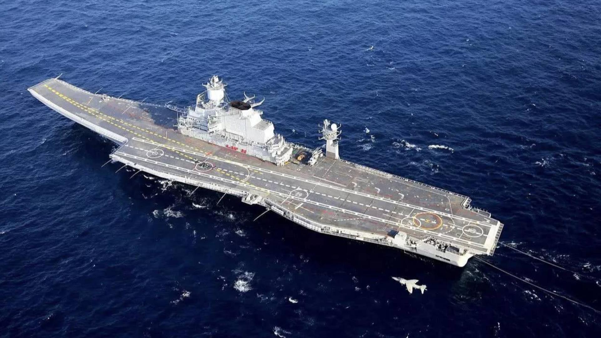 警惕!印度航母服役难就可轻视吗?其航母实战经验远超我们