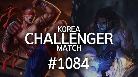 韩服最强王者的精英对决 #1084 | 全明星斗殴