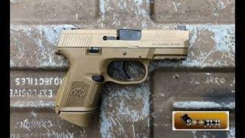 [sootch00]FN FNS-9紧凑式手枪