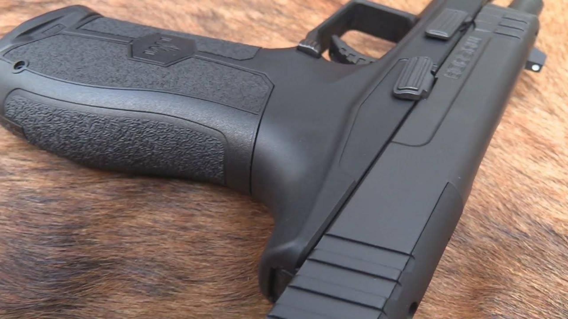 """[hickok45]IWI公司""""马萨达""""手枪"""