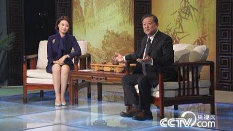 """人民大学教授毛佩琦""""明朝是中国历史上最辉煌的巅峰时代"""""""