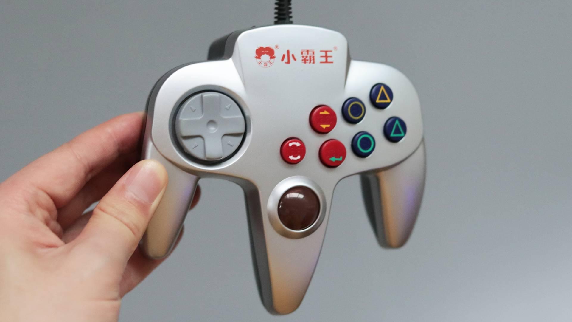 """手柄也能秒变游戏机!十多年前的""""痛点""""创新?"""