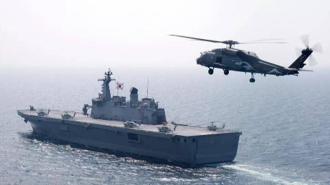 韩国也决定造新航母?局座:没用,太平洋哪有韩国的位置