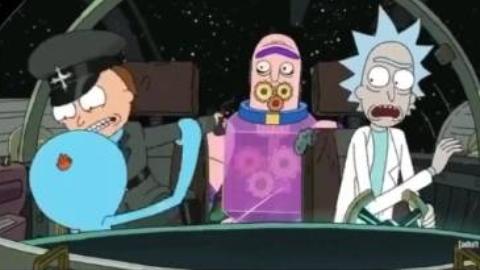 【熟肉】瑞克和莫蒂第四季最新预告片!