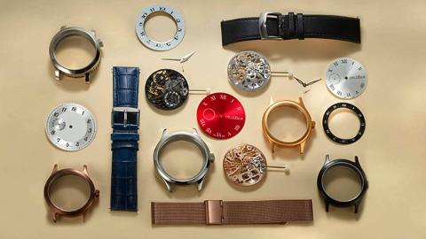 看到啦-在瑞士做块独属你的手表是什么体验