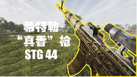 战地5:二战最帅步枪StG44