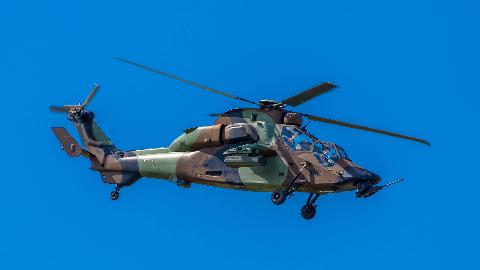 【讲堂459期】专门为了对付苏联钢铁洪流研制,不输阿帕奇的欧洲虎式武装直升机