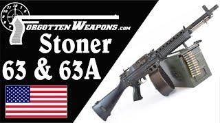 [遗忘武器]通纳斯63,63A模组化系列武器系统