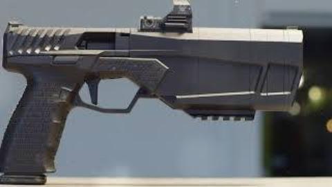 【搬运/已加工字幕】Maxim 9一体化消音手枪 基本介绍
