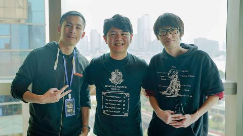 【MH15周年】我们采访了辻本先生,并和他用中文聊了聊