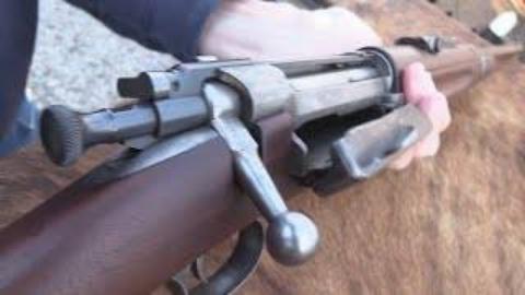 [hickok45]再聊克拉格卡宾枪