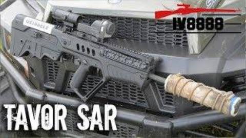 [Iraqveteran8888]塔沃尔SAR步枪