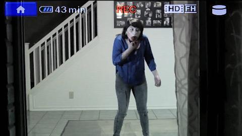 恐怖短片《偷窥狂》女邻居的秘密!