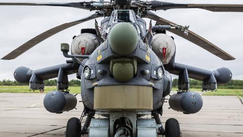 【讲堂464期】继承自前苏联,长的像老鼠,实力赶超阿帕奇的米-28武装直升机