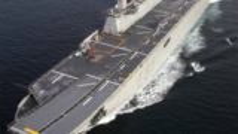 """土耳其小航母""""火""""了,中国得赶快造,台海危机解放军只能坐渔船"""