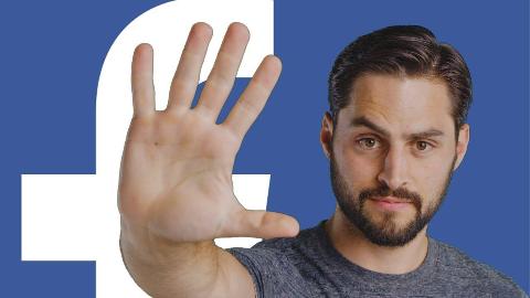 【官方双语】退坑脸书的五大理由! #电子速谈