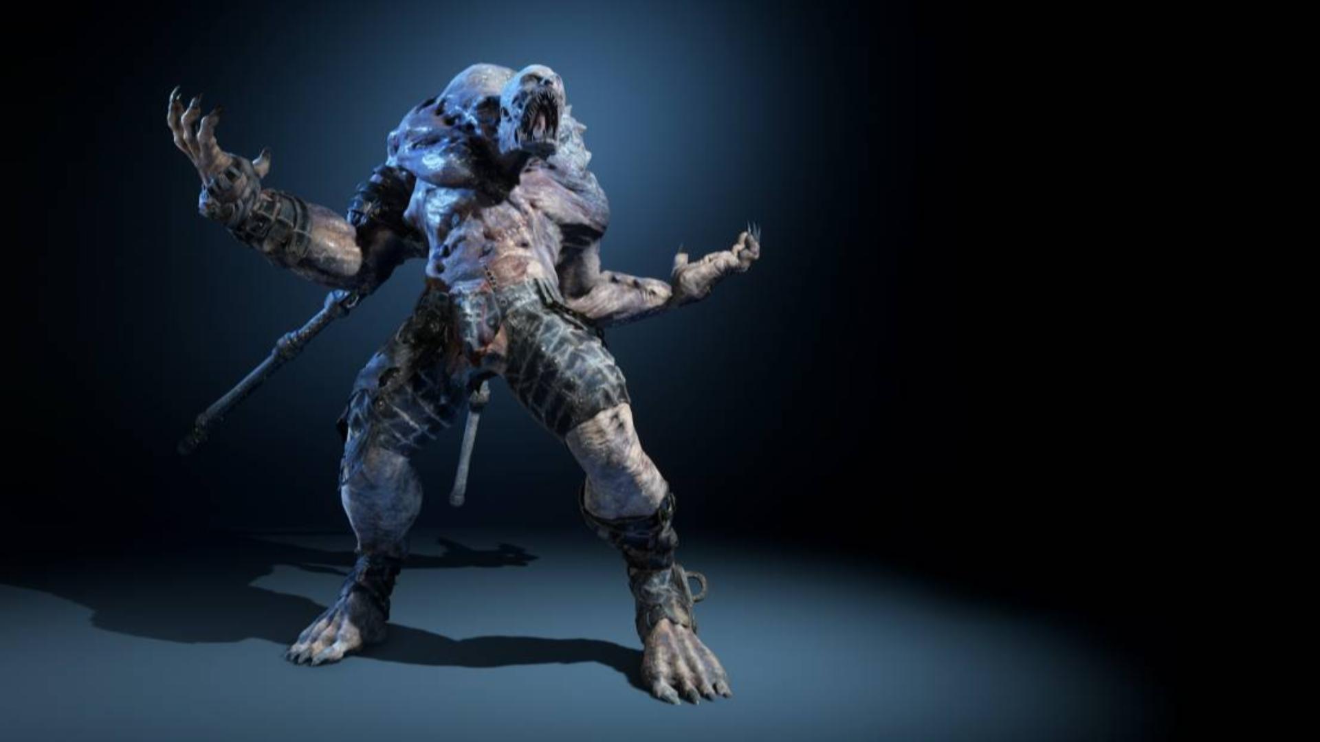 【达奇】政府秘密实验所造就的怪物 《战争机器》 兽人大起底