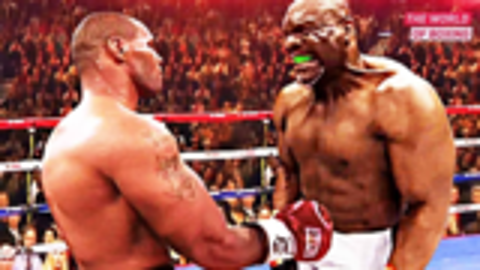 谁是拳坛最恐怖的存在?巅峰期泰森可以让同期任何对手闻风丧胆!