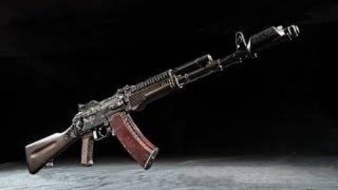 一分钟速看克卢博夫TKB-0111试验型突击步枪
