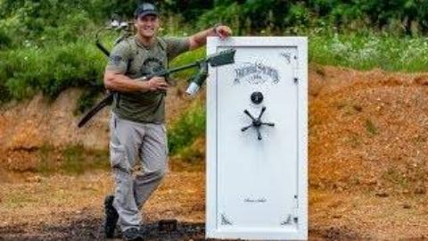 [Kentucky Ballistics]世界顶级民用保险箱性能测试