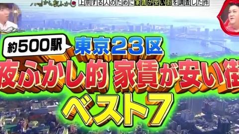 【日耀夜未央】你不知道的生活在东京的日本人有多穷