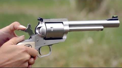 [Edwin Sarkissian]BFG左轮手枪是怎么制造的