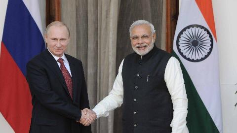 印度为什么要和俄罗斯争世界军力第二?原因其实很简单