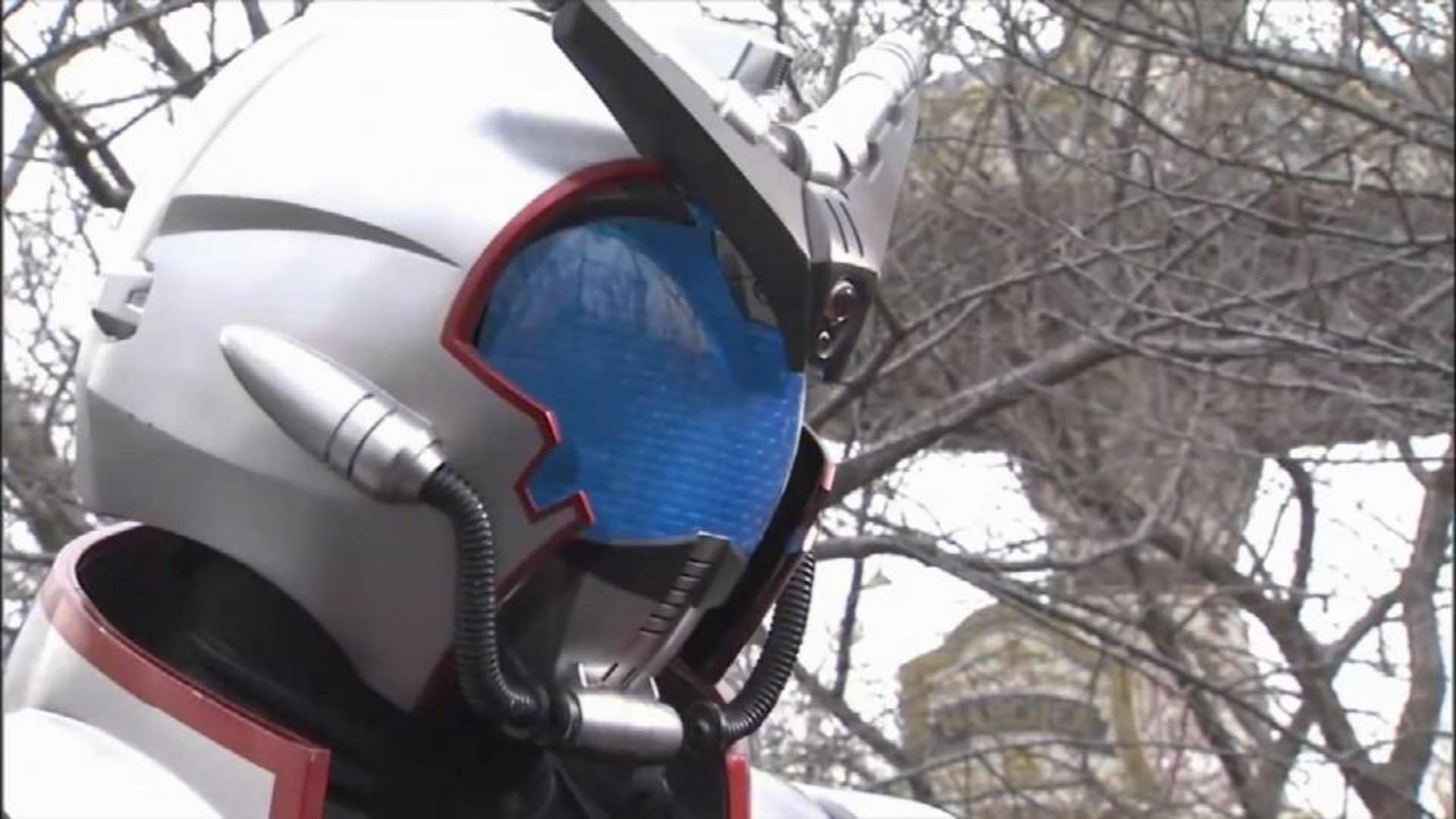 【假面骑士Kabuto】所有骑士爆甲合集