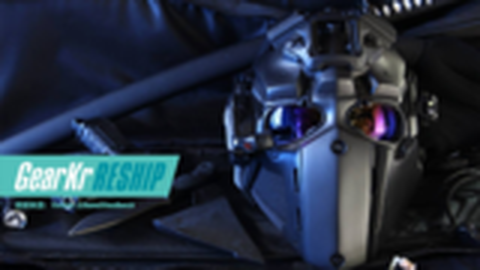 RESHIP / DevTac Ronin浪人头盔防弹测试