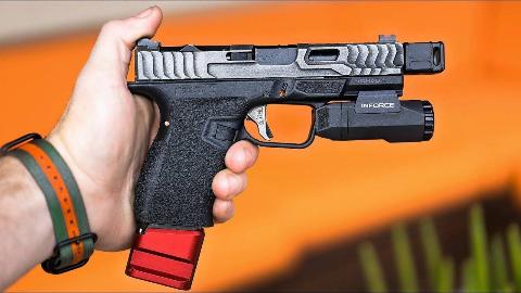 【讲堂480期】深受警察和特种部队喜爱,塑料枪身的Glock19手枪为何大受欢迎
