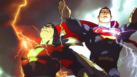 【HUSH13】为什么超人会与沙赞共进午餐?这篇故事会让你粉上这对红蓝CP