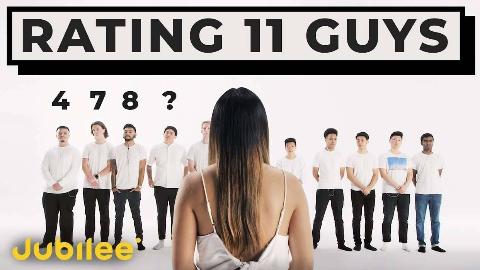 1 VS 11,女生更看重男生的外貌还是性格?
