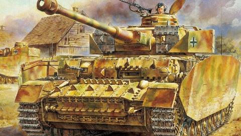 《英雄连2》为啥德国虎式坦克这么强