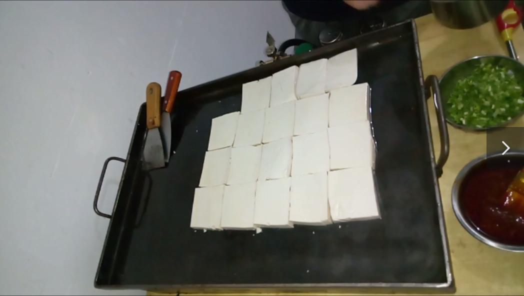铁板酱香豆腐,铁板豆腐配方