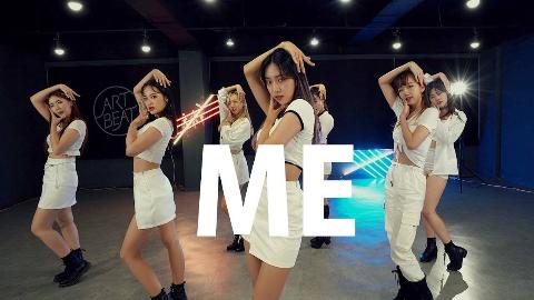 AB舞团美女性感翻跳CLC - ME(美)