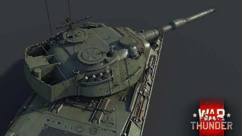 【战争雷霆】120豹的12杀