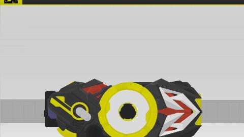 【假面骑士01】 试玩Zero-One 腰带模拟器
