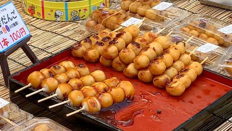 【日本街头美食】 - 蜘蛛百合节
