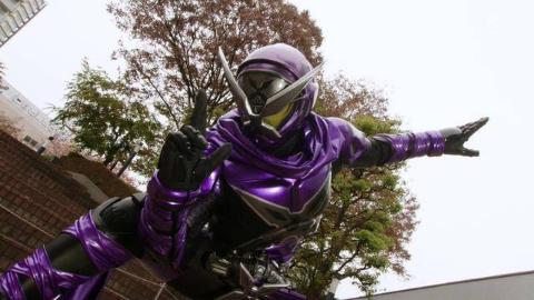 【MAD】【假面骑士ZI-O】【假面骑士SHINOBI】Play With Fire