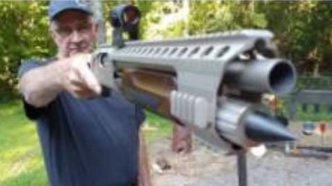 【hickok45】Emperor Arms Duke Silver霰弹枪试用