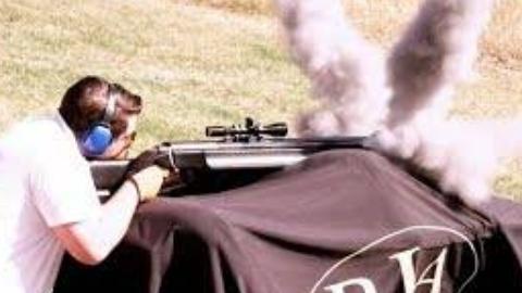 【搬运/已加工字幕】.950 JDJ步枪试射