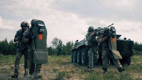 毛将不毛--装备精良的FSB特种部队