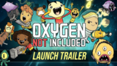 《缺氧》官方正式发售预告片