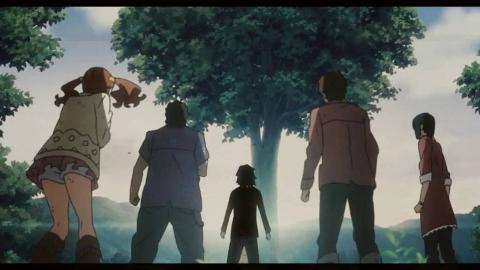 「多素材/催泪」那些动画中的悲伤瞬间