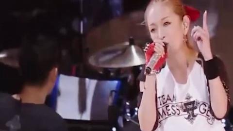 日本第一歌姬滨崎步封神之作,网友:这嗓子有毒!