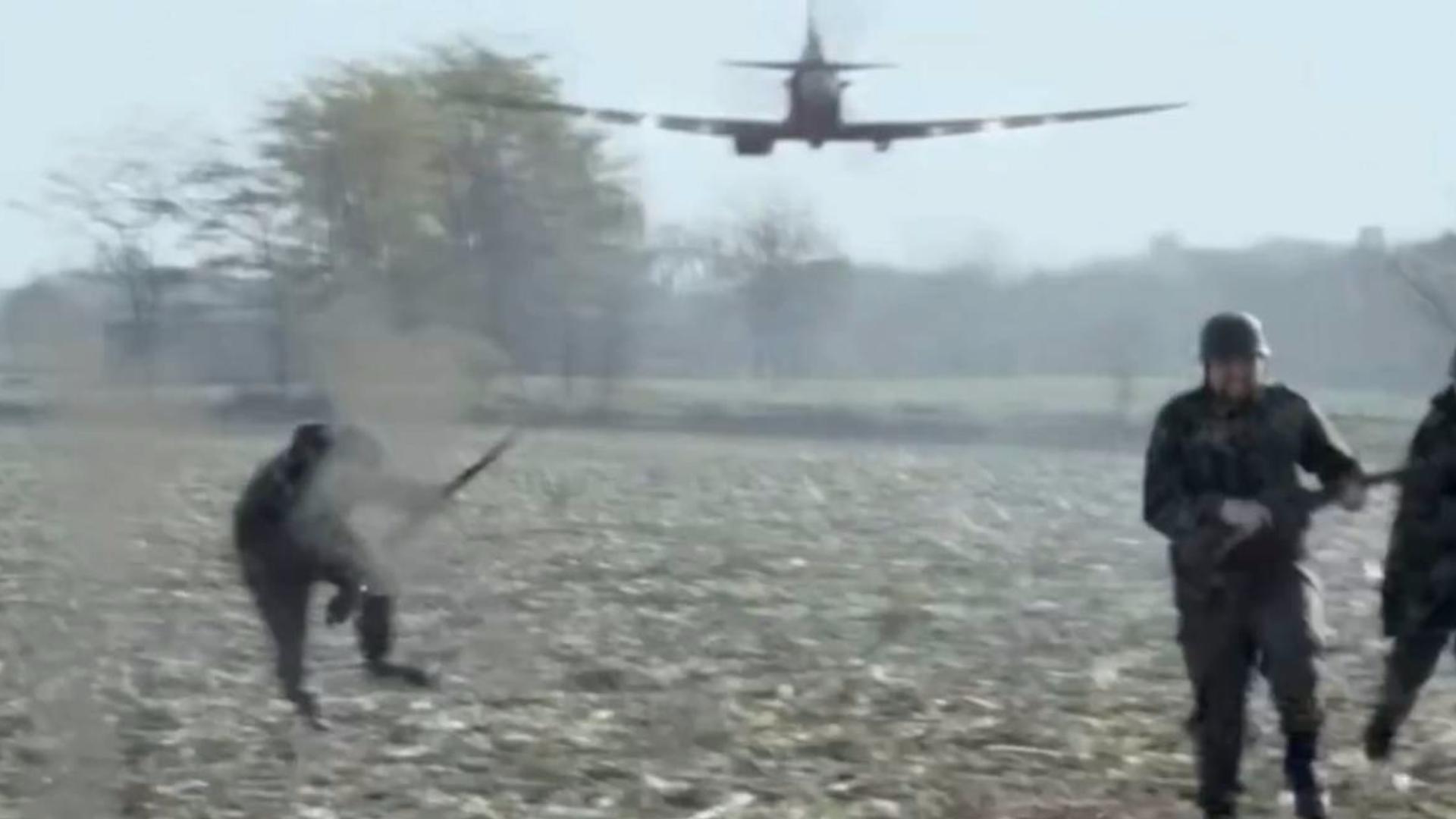 【战争影视合集·第28期】战机大舔地 美国壕,德国准,英国疯,苏联狂!