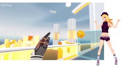 [ohshape]让你爱上VR的音游-omotea